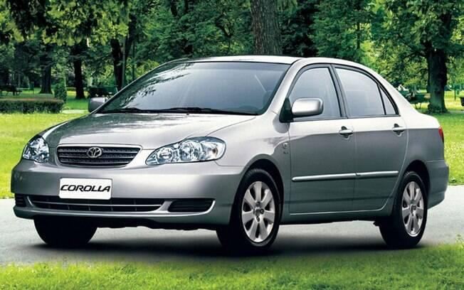 Toyota Corolla foi um dos modelos mais revolucionários de sua época. Durabilidade era critério de compra