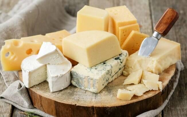 O Brie pode ser utilizado em sobremesas e tábuas de frios