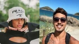 Thais Braz anuncia término de namoro com Lucca Dias