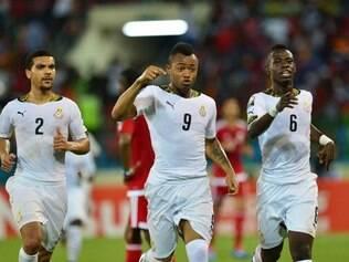 Gana venceu a partida e se classificou para a final da competição