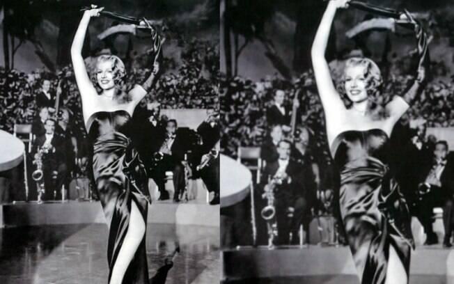 Rita Hayworth em 'Gilda' (1946)