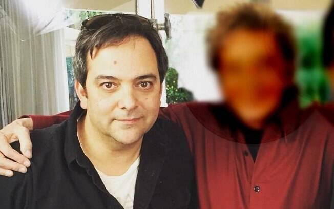 Adam Schlesinger (esquerda)
