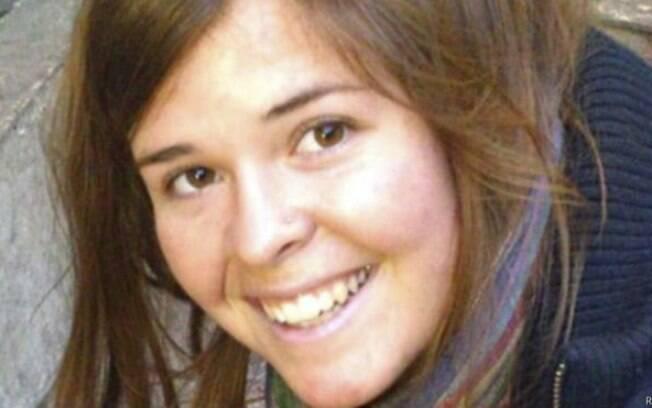 Kayla foi raptada ao fazer trabalhos humanitários em Aleppo, na Síria