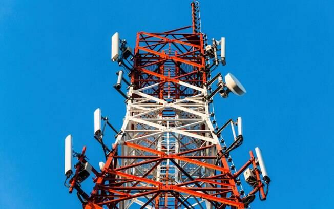 Cerca de 469 municípios possuem cobertura 4G; a rede está disponível para 55% da população