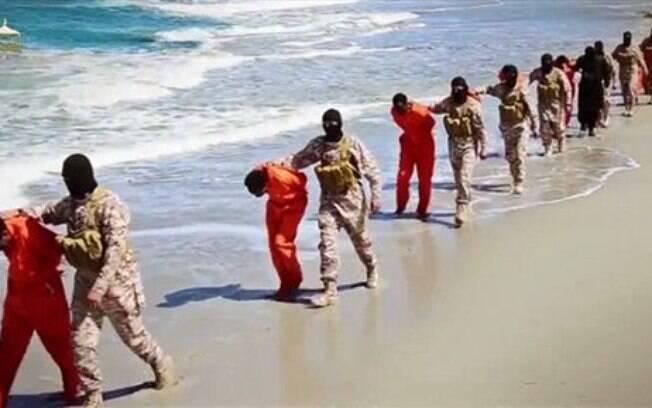 Estado Islâmico é também conhecido pela crueldade nas suas execuções