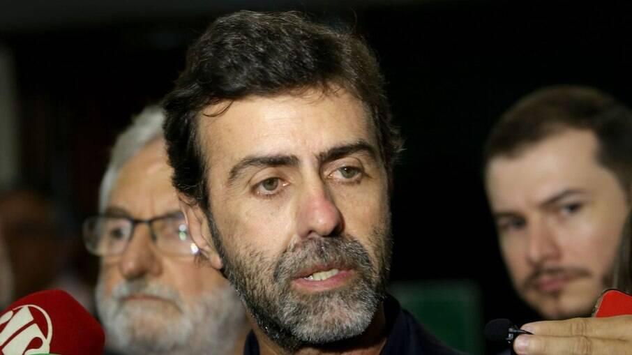 Deputado Federal Marcelo Freixo (PSB) é líder nas pesquisas para o governo do estado do Rio de Janeiro