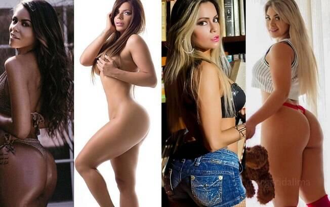 Além de Sabrina Boing Bruna Valentim, Suzy Cortez, Leia Lee e Margarida Lima também estão confirmadas no concurso