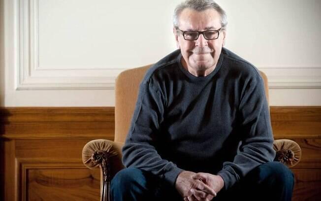 O cineasta Milos Forman morre aos 86 anos
