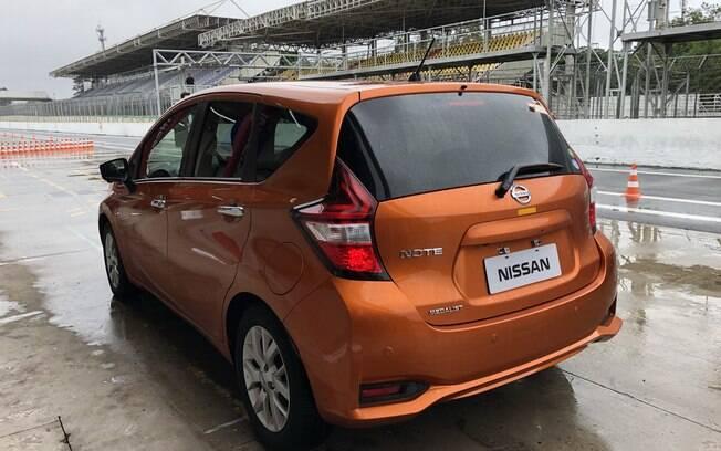 O  Note e-power está em fase de testes no Brasil, ao contrário do Nissan Leaf 2019, que chega já no primeiro semestre