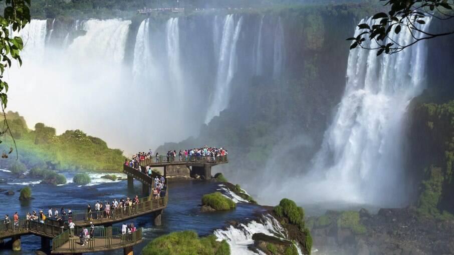 Foz do Iguaçu, no Paraná