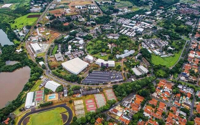 Unicamp está entre as 50 melhores universidades de países emergentes