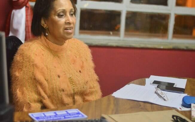 Dona Carmem promete continuar sendo uma liderança, mesmo afastada das ocupações
