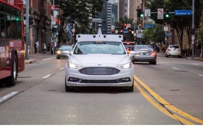 Fusion autônomo, com inovações automotivas da Argo AI, já está em testes na ruas de São Francisco (EUA)