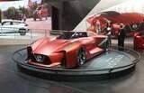 Confira galeria de fotos dos destaques do Salão do Automóvel 2016