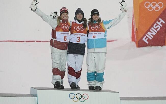 Os Jogos Olímpicos de Inverno começaram agitados. Primeiro final de semana já contou com pódios e quebras de recorde
