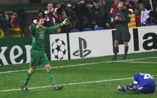 A exemplo do que ocorreu em 2003, a decisão  também foi para os pênaltis. O Manchester United  acabou levando a melhor
