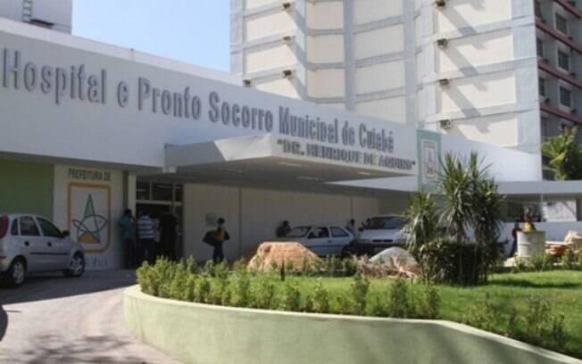 Hospital e Pronto-Socorro Municipal de Cuiabá