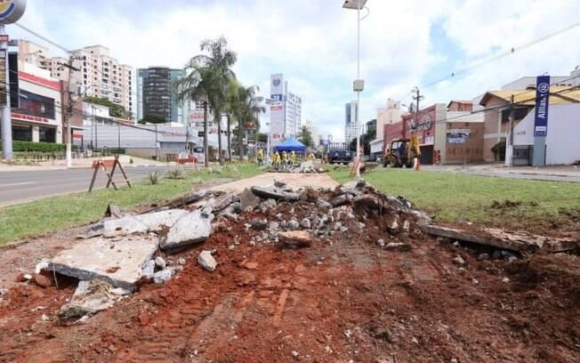 Após chuva, Prefeitura fará novo estudo para combater enchentes