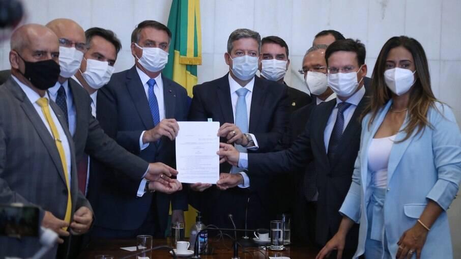 Governo entregou MP do Bolsa Família na última semana