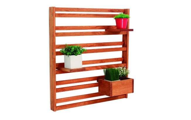 ideias para meu jardim : ideias para meu jardim:De ganchos a prateleiras, elencamos diferentes soluções para