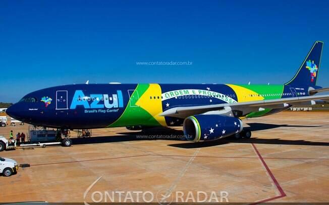 Azul terá mais de 50 voos extras no feriado de 2 de novembro