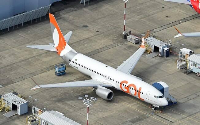 GOL volta a receber Boeing 737 novo após dois anos