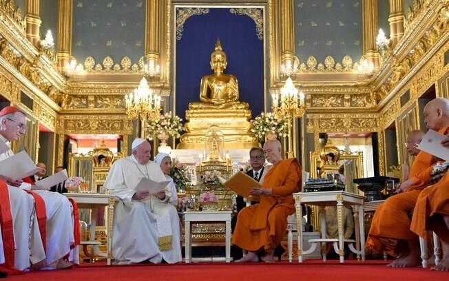 Na Tailândia, papa Francisco pediu cooperação em questões de migração