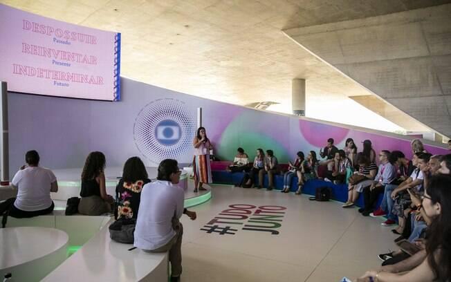 Evento das empresas Globo na Rio2C