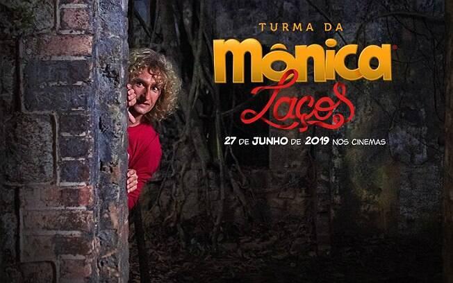 Trailer exibido na CCXP 2018 mostrou Rodrigo Santoro como o Louco