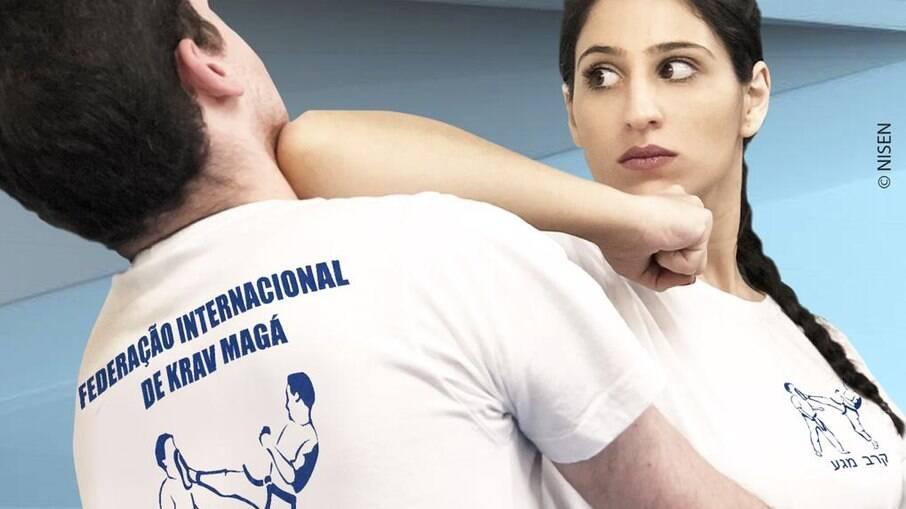 A arte marcial ensina controle emocional e golpes precisos