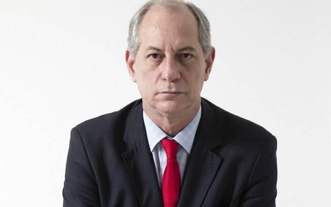 Ciro Gomes é um dos candidatos à presidência