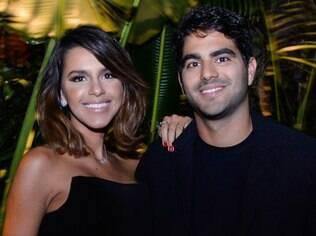 Mariana Rios e Patrick Bulus terminaram nesta semana o namoro de dois anos