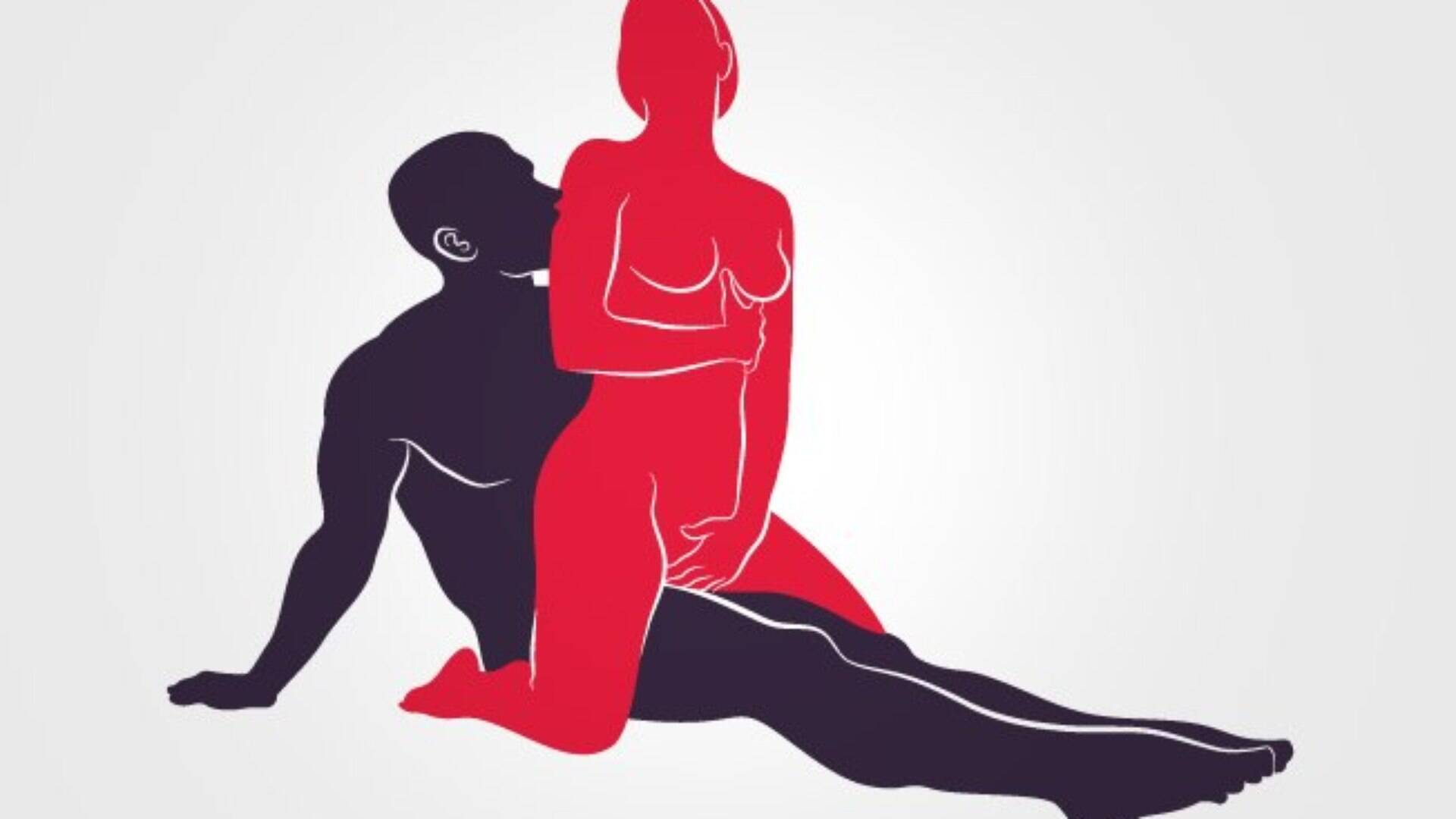 Blind love sex position with animated gif instructions