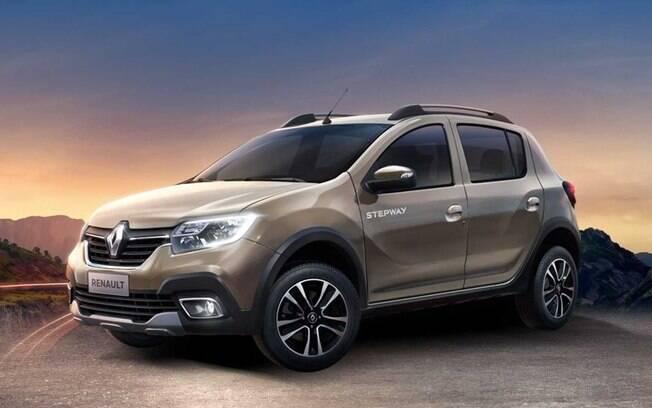 Renault Stepway surge com acentuação em LED nos faróis como item de série; veja mais
