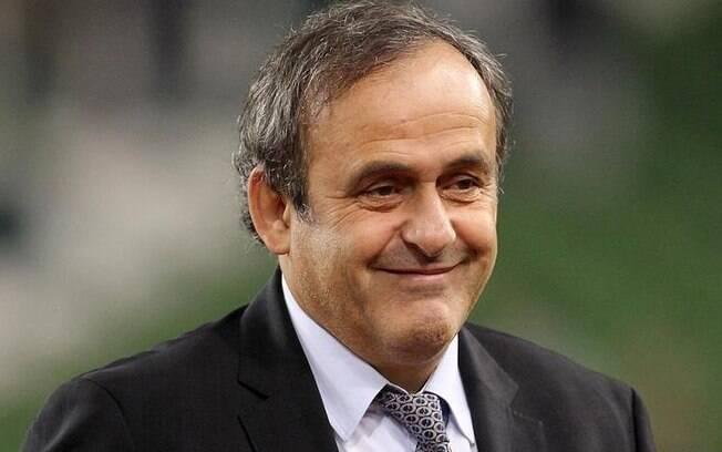 Michel Platini é ex-jogador de futebol e ex-presidente da Uefa