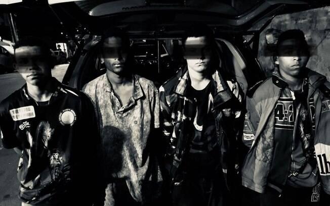 Quatro criminosos presos pela ROCAM