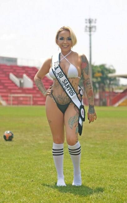 Santos%3A Lolla Martinelli – 37 anos – Santo André (SP)