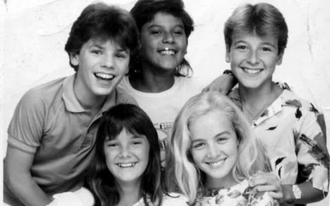 Angelica, Ticiane Pinheiro e Rodrigo Faro cantaram juntos da década de 1980