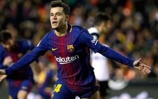 Philippe Coutinho será emprestado ao Bayern de Munique, afirma rádio catalã