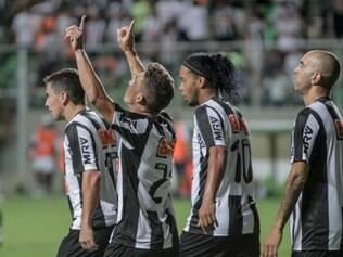 Ronaldinho tem se mostrado um pouco apagado neste início de ano pelo Galo