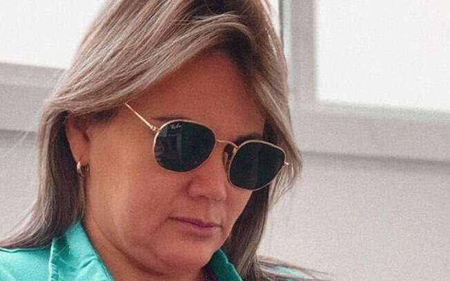 Renata Castro, executada na manhã desta sexta-feira na porta de casa, em Magé