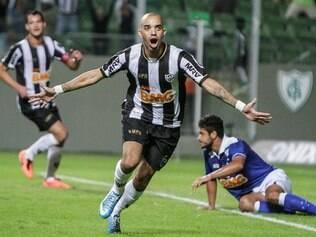 Camisa 9 atleticano quer fechar o ano com a marca de 100 gols marcados com a camisa do Galo