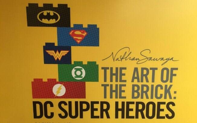 The Art of the Brick – DC Super Heroes