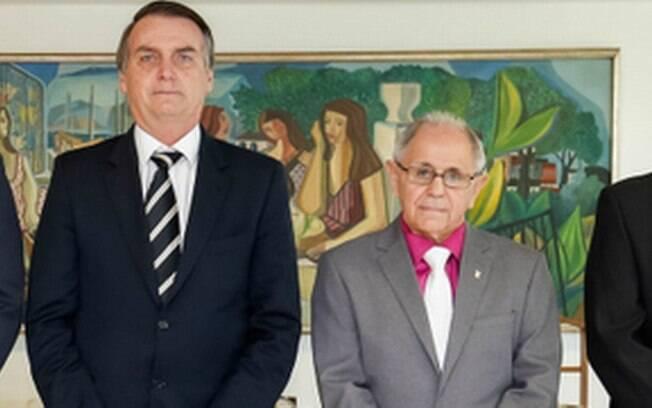 Santa Rosa chegou ao governo por meio do ex-ministro Gustavo Bebianno