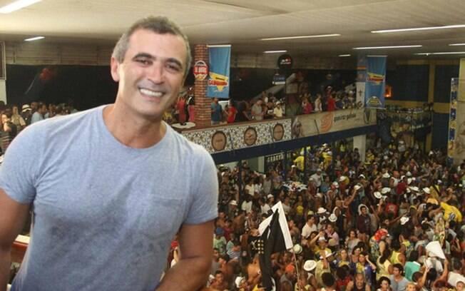 Carnavalesco Paulo Barros