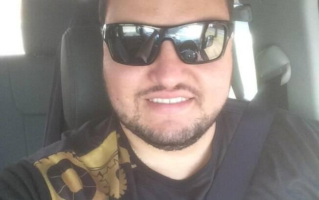Caio Martins Guedes foi cremado na manhã de hoje em Almirante Tamandaré