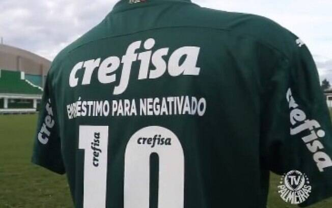 Uniforme do Palmeiras