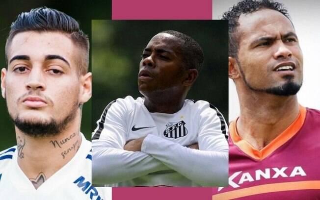 Além de Robinho, outros jogadores também foram acusados de assédio sexual e feminicídio