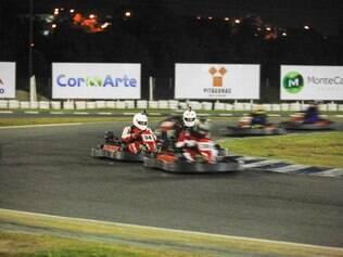 Pilotos aceleram em busca das primeiras posições no campeonato lojista