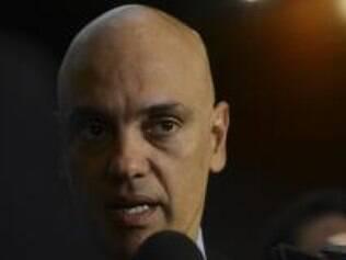 Alexandre Moraes: só em janeiro, 28 caixas foram atacados em São Paulo